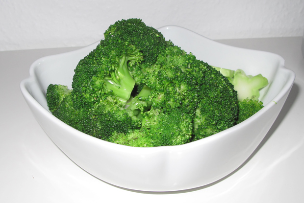 Dampet broccoli